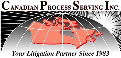 Canadian Process Serving Inc.