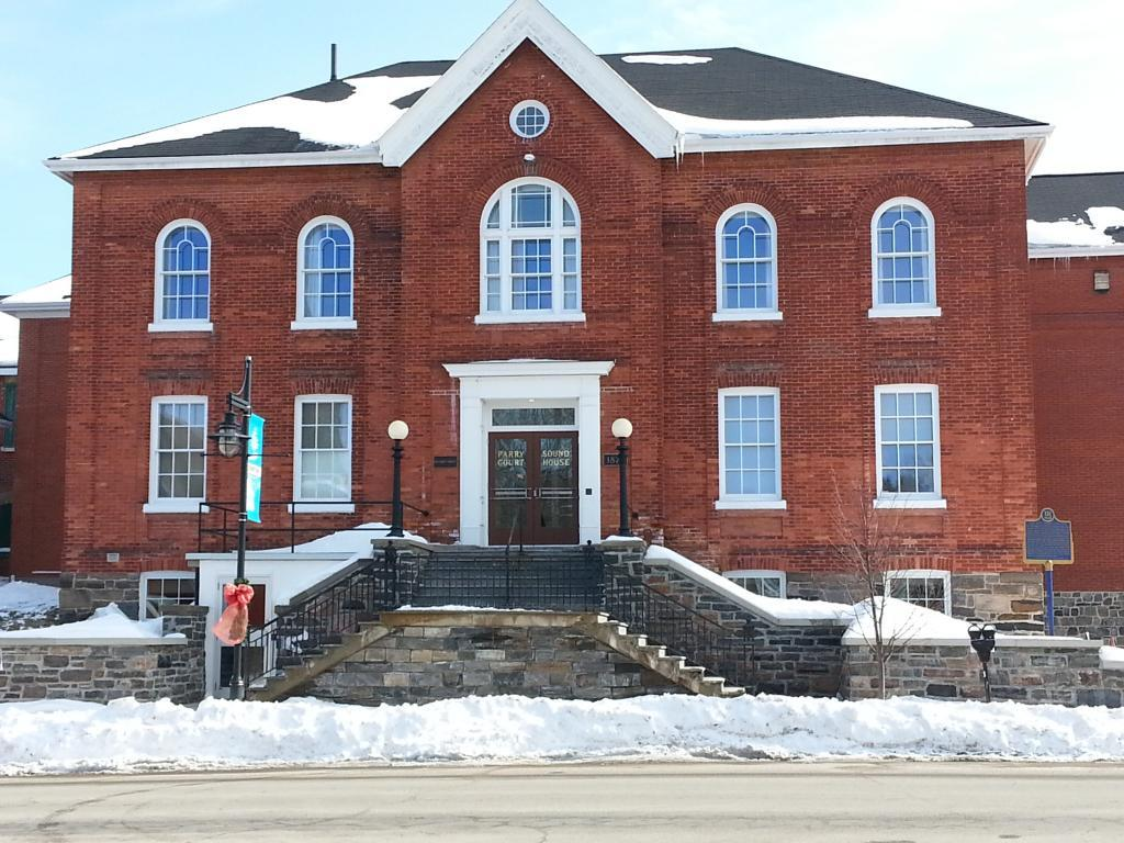 Parry Sound Court House